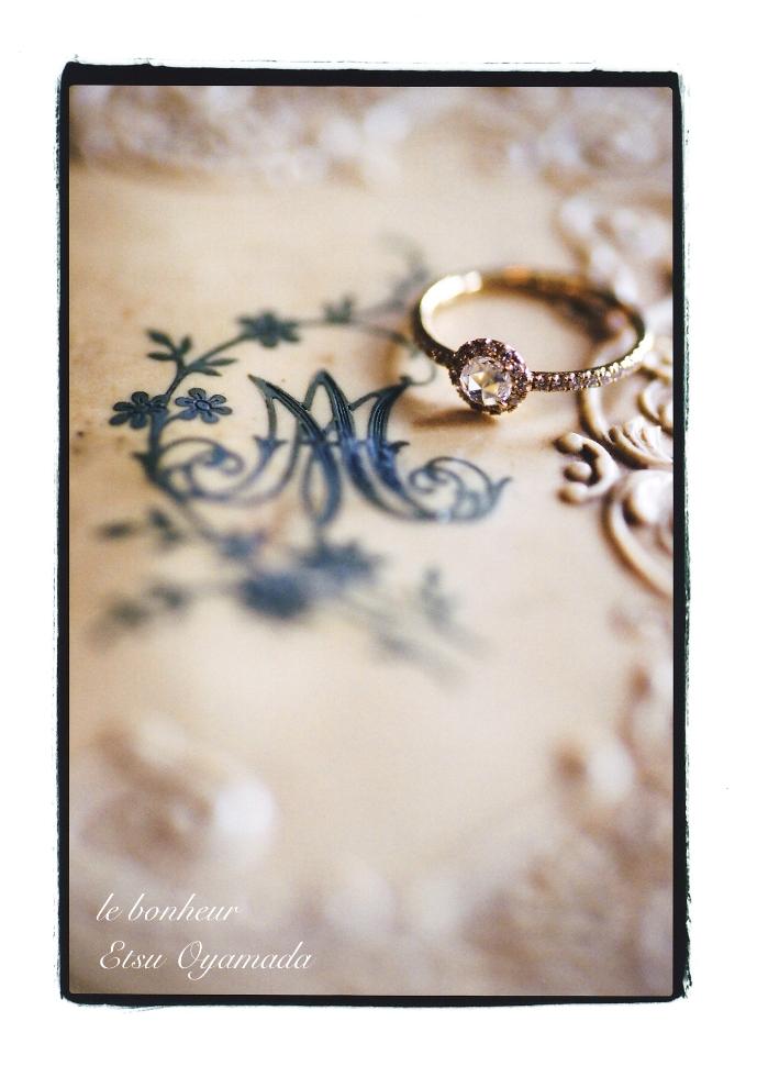 小山田 悦「結婚式当日の写真」